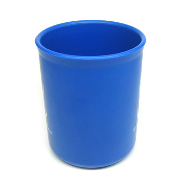 Vasos graduados de plastico